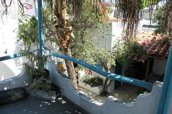 Posada La Laguna: el balcon de la hab