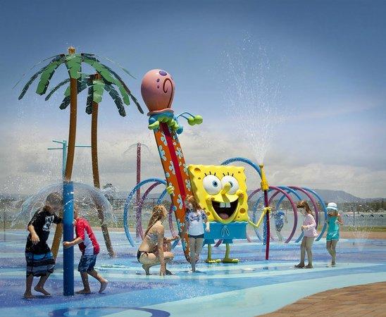 Sea World Resort: New SpongeBob Splashbash, great fun for kids