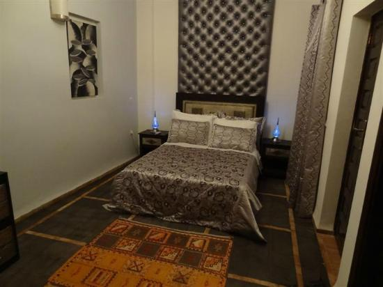 Riad Chafia: Bedroom