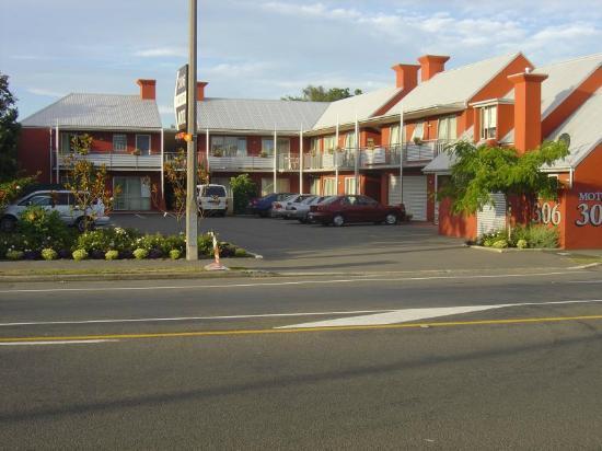 ASURE 306 On Riccarton Motel : Motel 306 on Riccarton
