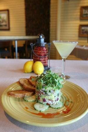 Cello's Restaurant: Crab Napoleon