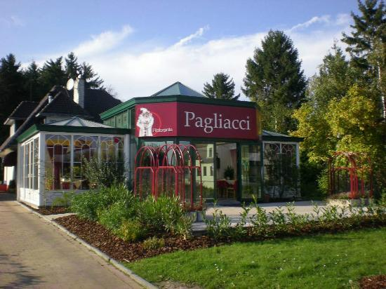 Ternat, Belgia: restaurant pagliacci
