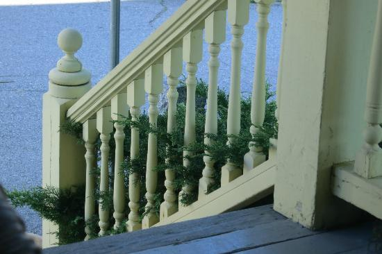 Holidae House Bed & Breakfast: Stair