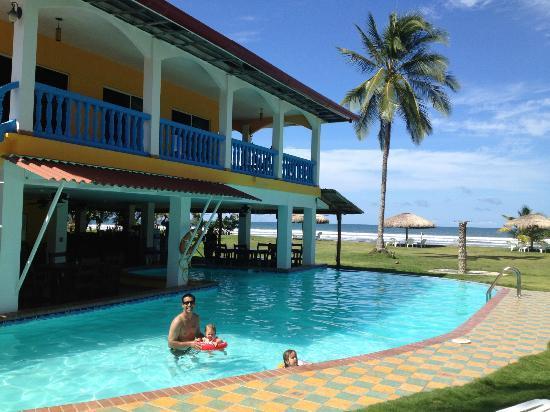 Las Lajas Beach Resort Seriously