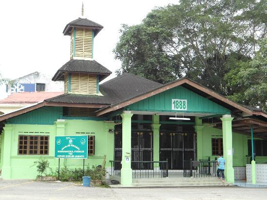‪‪Kuala Lipis‬, ماليزيا: The state's oldest mosque