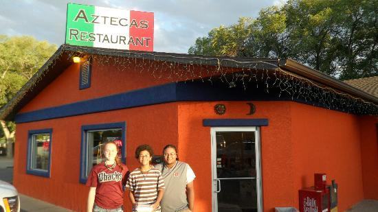 Restaurant Grand Junction Co Aztecas Family Mexican After A Good Dinner