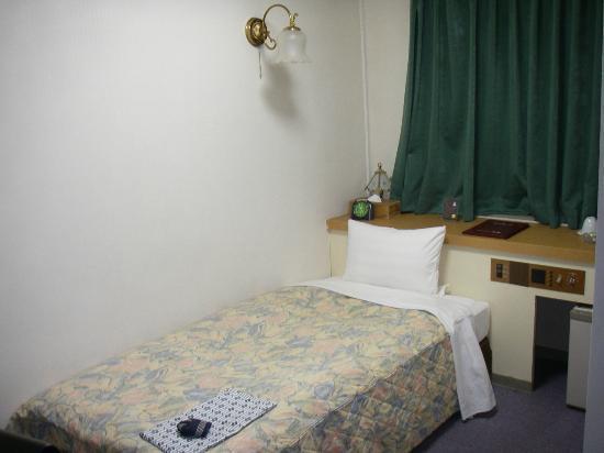Hotel Taiyo: 寝具