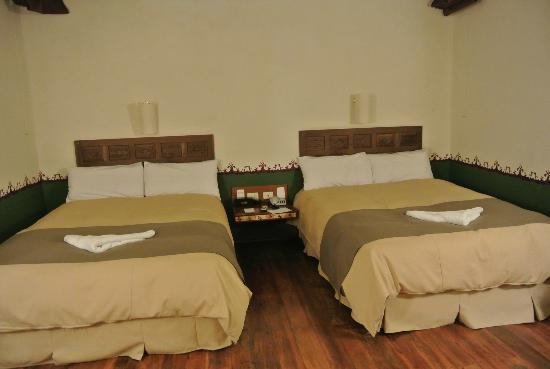 Tambo del Arriero Hotel Boutique: Good beds