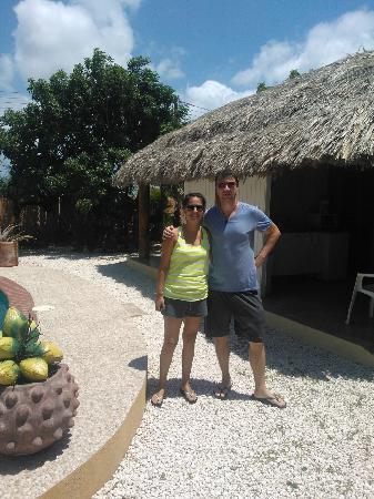 Villa Punta Salina: Great Host! Hopi Danki!