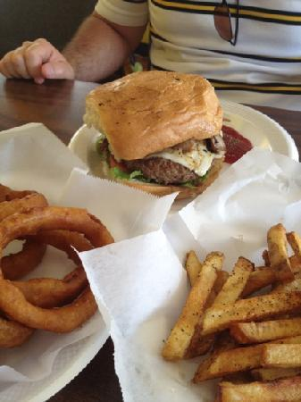 Fatty's Burgers & More