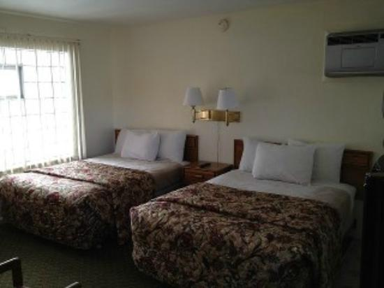 Alamo Motel : Guest Room With 2 Beds