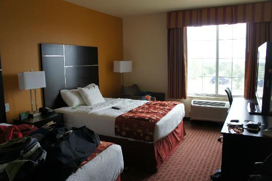 La Quinta Inn & Suites Denver Gateway Park: Clean and comfortable.