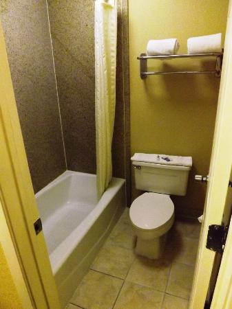 Best Western Cityplace Inn : Restroom