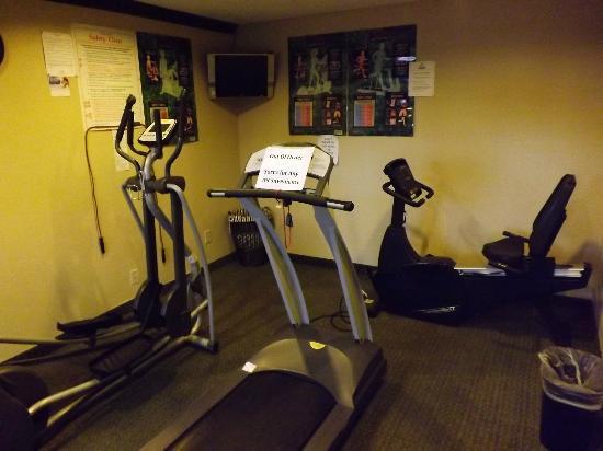 Best Western Cityplace Inn: Exercise  Room