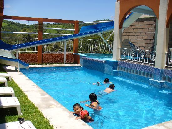 Hotel yara ixtapan de la sal m xico opiniones y - Sal para piscinas precio ...