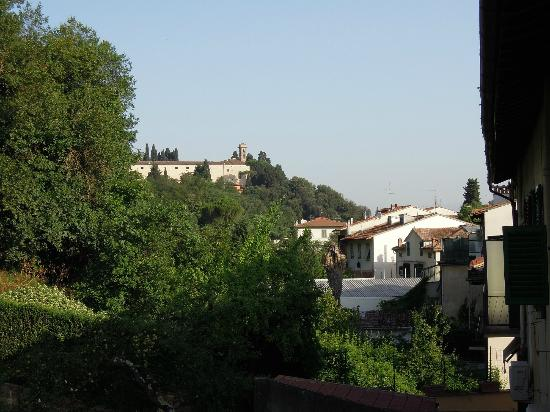 B&B Monte Oliveto: View from terrace