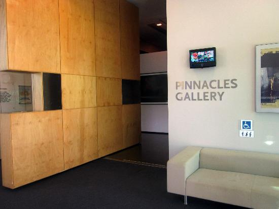 ‪Pinnacles Gallery‬