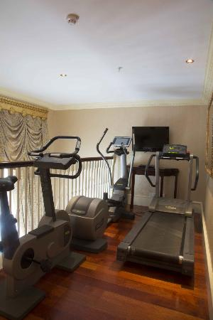 The Westin Dublin: College Suite Exercise Room