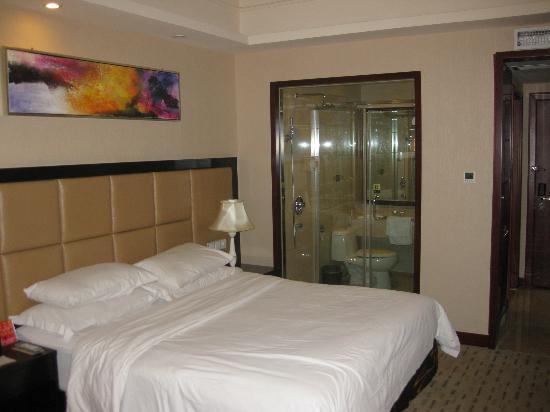 Wassim Hotel Wanda Plaza Jiaxing