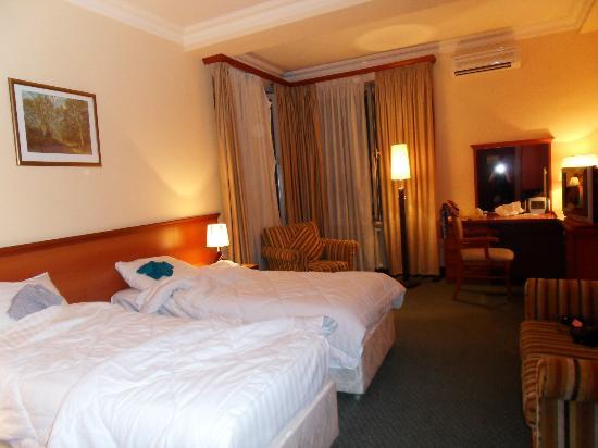 Aviatrans: Room