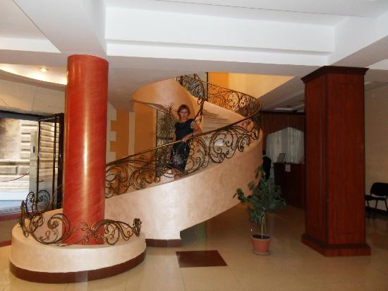 Aviatrans: In the hotel 