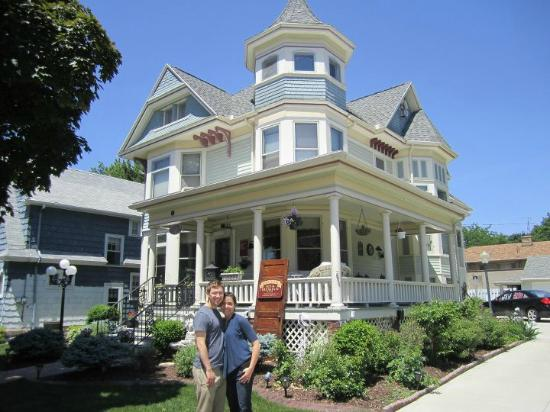 Franklin Street Inn Bed and Breakfast: A Beautiful B&B