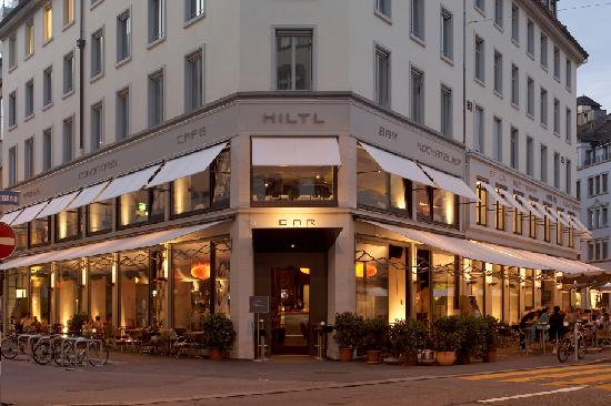 Photo of Indian Restaurant Haus Hiltl at Sihlstrasse 28, Zurich 8001, Switzerland