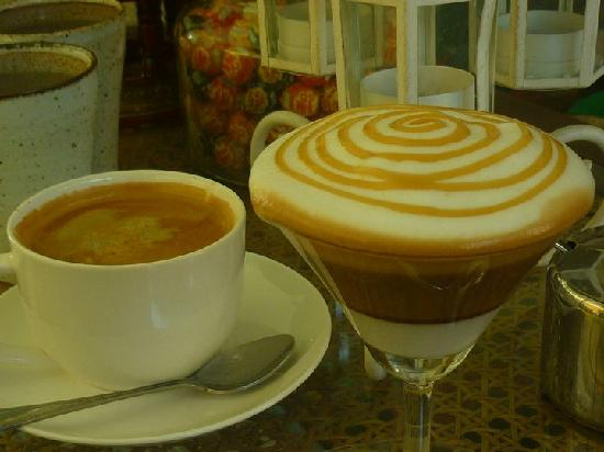 Banilah: Delicious coffees
