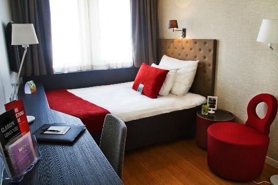 Clarion Hotel Gillet: Room