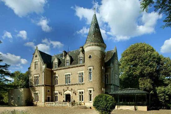Chateau des Reynats: Le Château