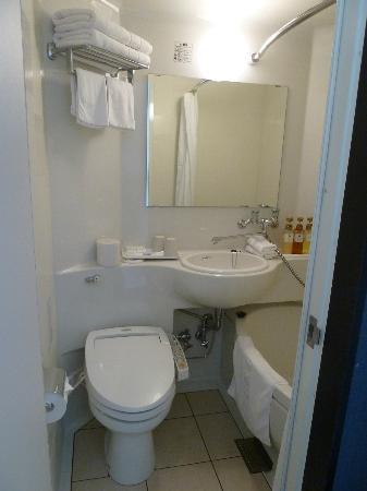 Urbain Hiroshima Executive: Bathroom