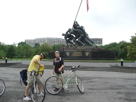 Bike the Big Capital: Unser Guide Pat
