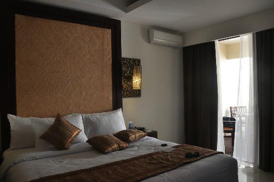 Best Western Kuta Villa : Standard room