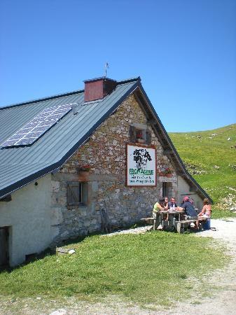 Restaurant Auberge du Charmant Som