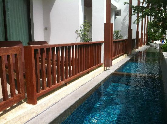 The Elements Krabi Resort: Direct Access pool room