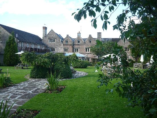 The Old Court Hotel: Gardens