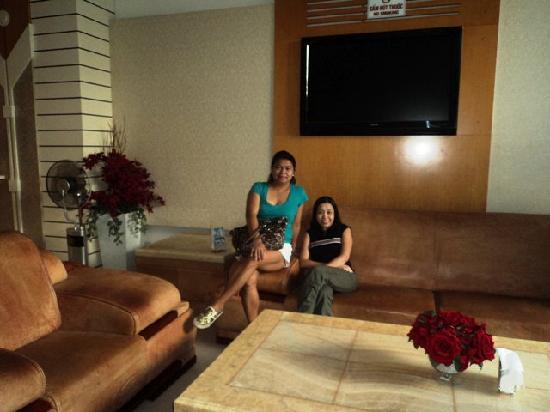 Lobby of Sophia Hotel