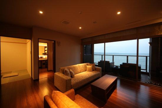 Seikai : 海の棟「Lタイプ和洋室」