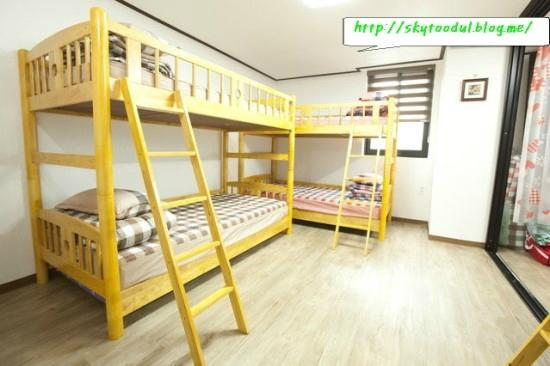 Lime GuestHouse : room