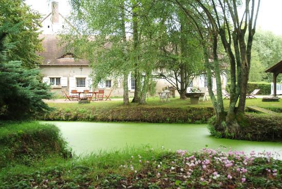 Au Moulin de Pasnel