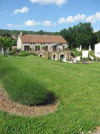Hotel Le Saint Cirq : In the Grounds