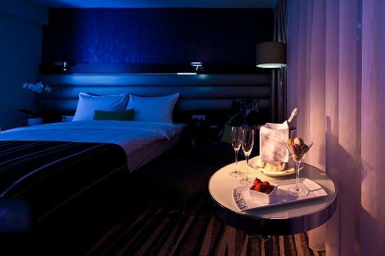 Movenpick Hotel Lausanne: Nouvelle chambre business