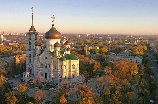 Lastminute hotels in Voronezh