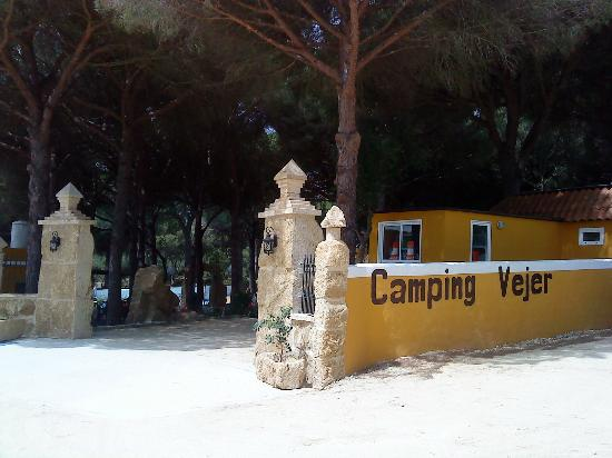 Camping Vejer: camping