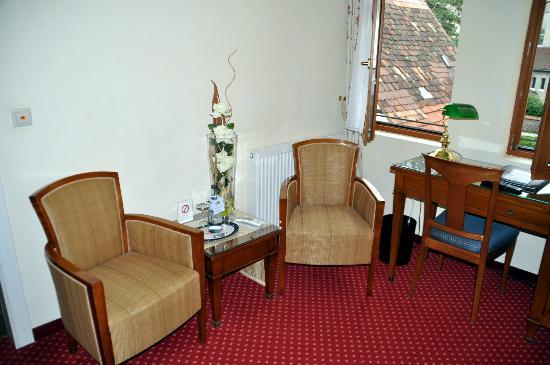 Arador Hotel: unser Zimmer