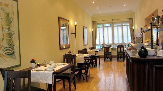 Arador Hotel: Frühstücksraum