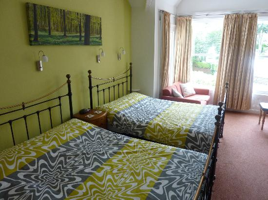 Derrin Guest House B&B: Family Room