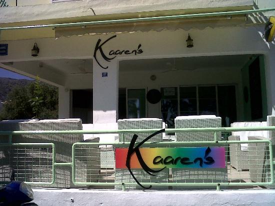 Kaaren's : FRONTAGE