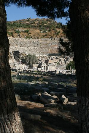 Hotel Akay: Amphitheater Ephesos