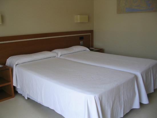 Hotel SantaMarta: Habitación